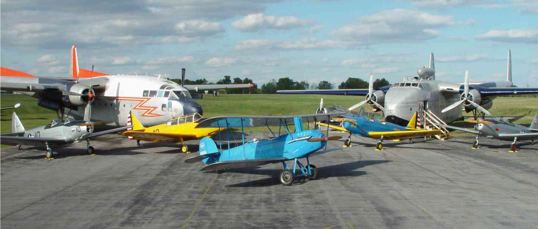 Aircraft Collection of Hagerstown Aviation Museum
